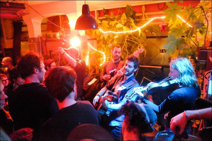 Joes Garage Amsterdam : Joes garage 10 jaar hansfoto